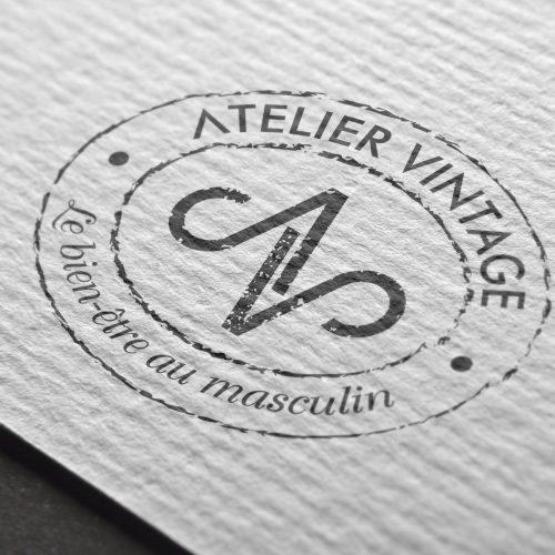Nos références - logo atelier vintage