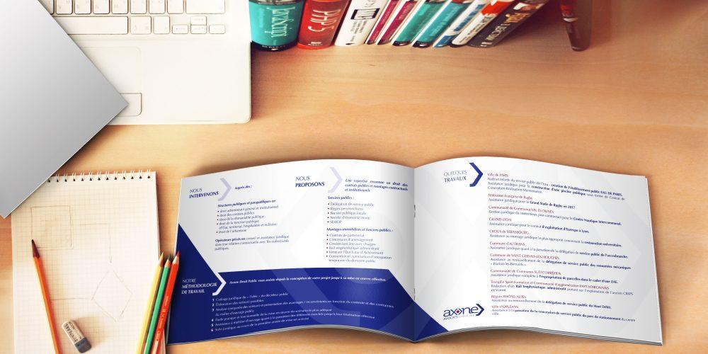 Nos références - Brochure Axone