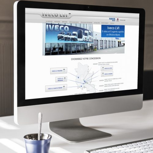 Nos références - Web IVECO