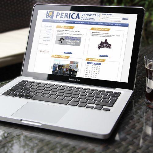 Nos références - Web Perica