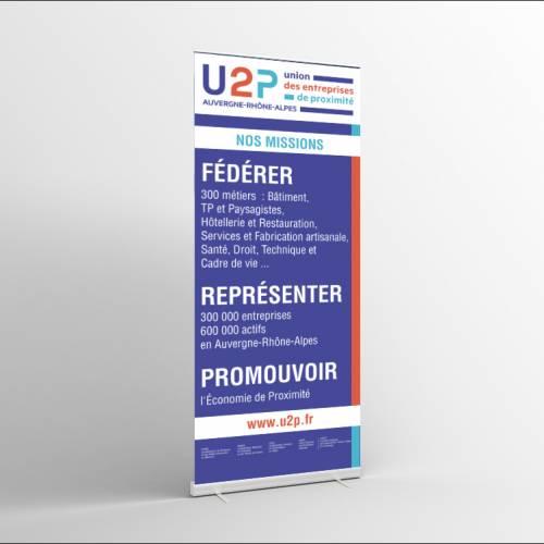 U2P-KAKEMONO